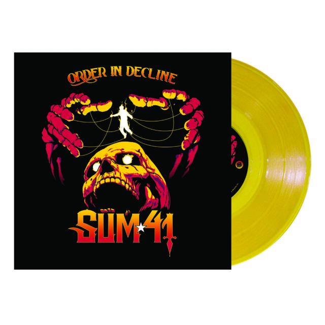 Вышел новый альбом Sum 41