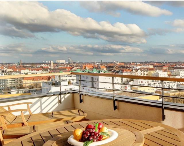 Посуточная аренда квартир в Мюнхене