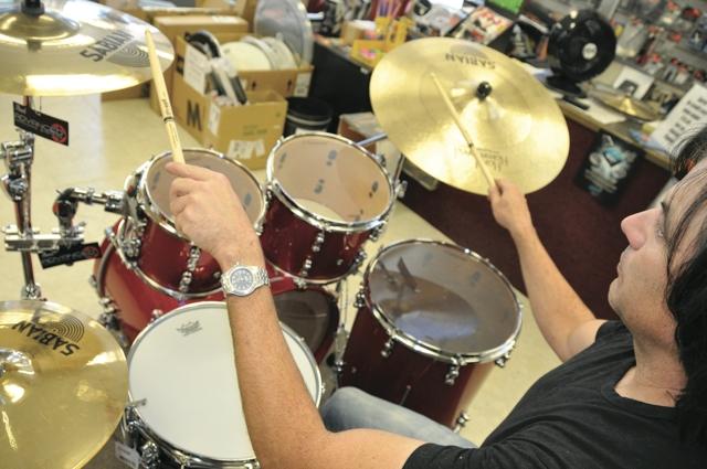 Советы профессионала при записи барабанов