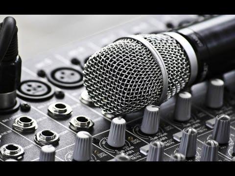Где купить звуковое оборудование, концертную и музыкальную аппаратуру