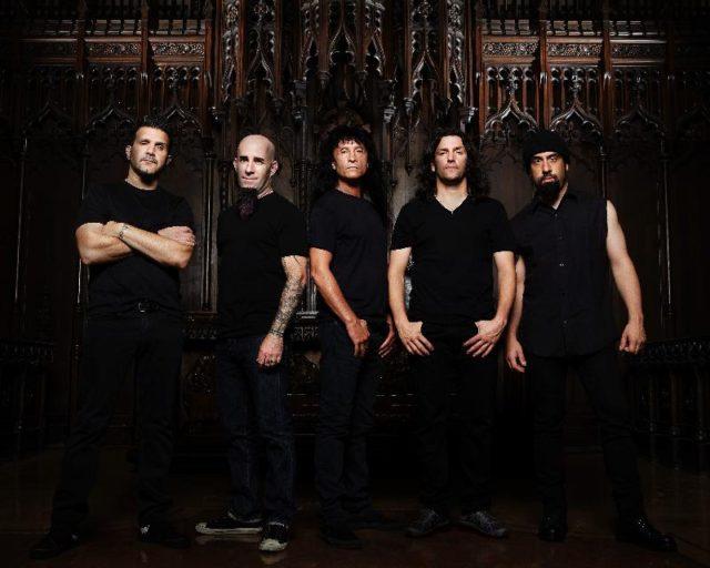 Anthrax включили в Зал cлавы хэви-метала в Монреале