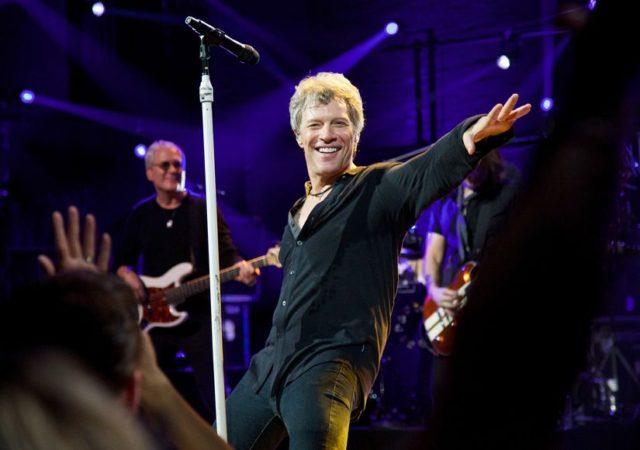 Bon Jovi объявили название нового альбома