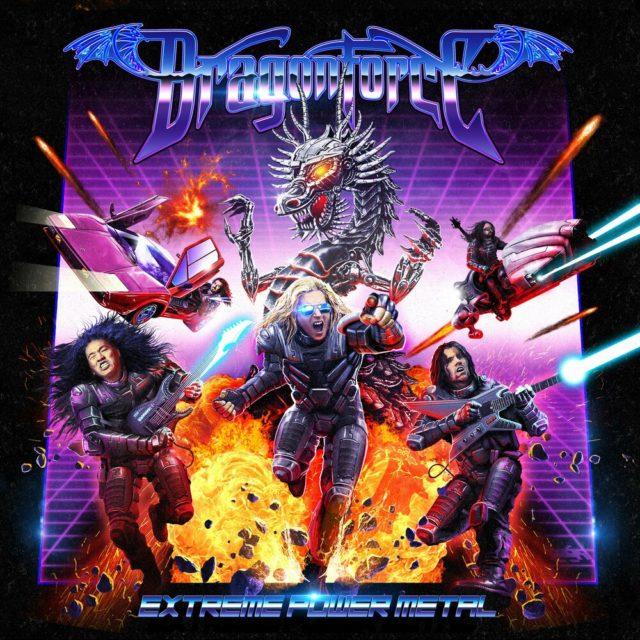 Новый альбом DragonForce уже в сети