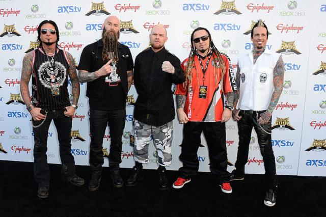 Five Finger Death Punch пишут новый альбом