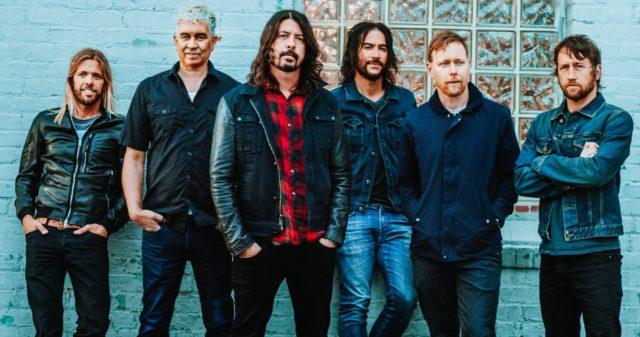 Foo Fighters планируют выпустить альбом в 2020 году