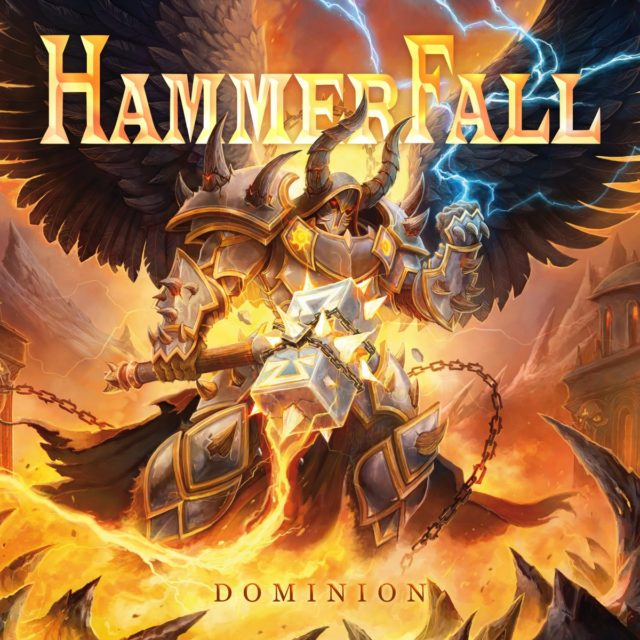 "HammerFall выпустили альбом ""Dominion"""