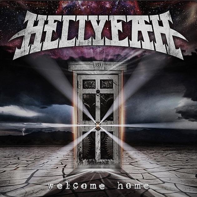 Hellyeah выпустили новый сингл