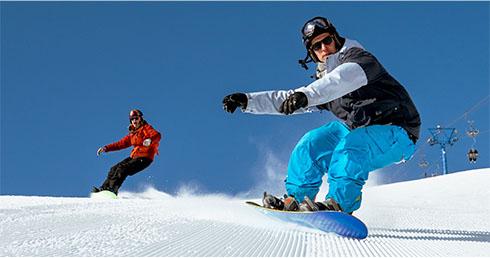 Какая одежда необходима для катания на сноуборде