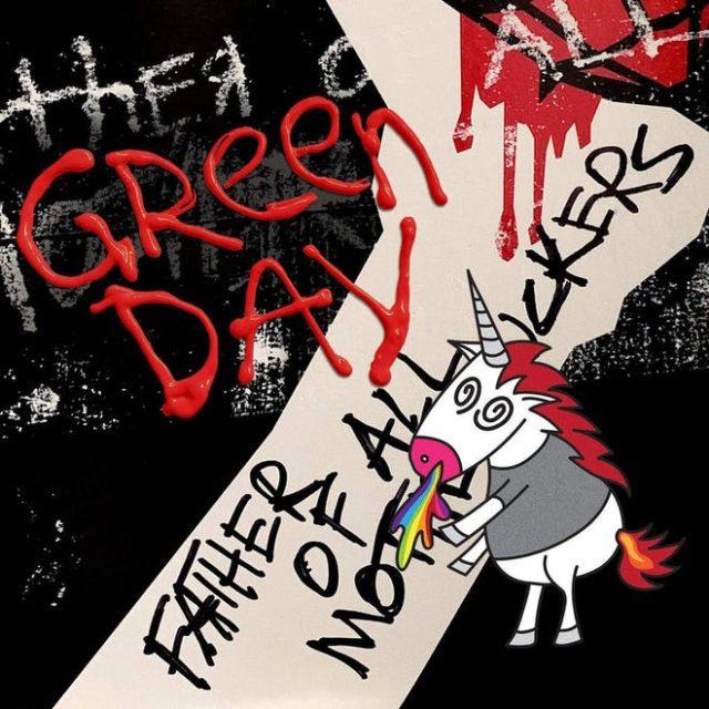 """Green Day анонсировали альбом """"Father Of All Moth…….rs"""" и выпустили одноименный сингл"""