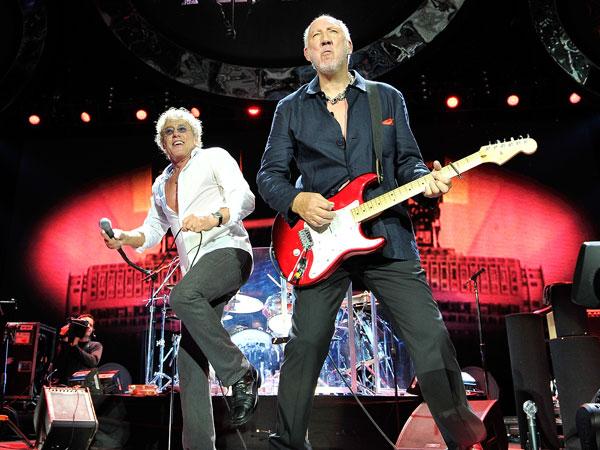 The Who впервые за 13 лет выпускает альбом