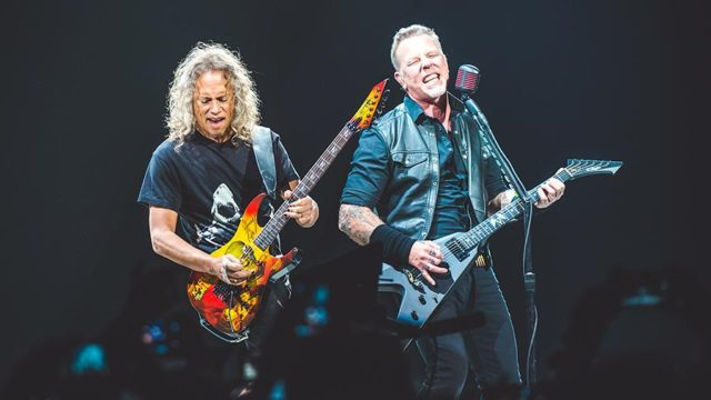 Группа Metallica пожертвовала деньги на больных детей