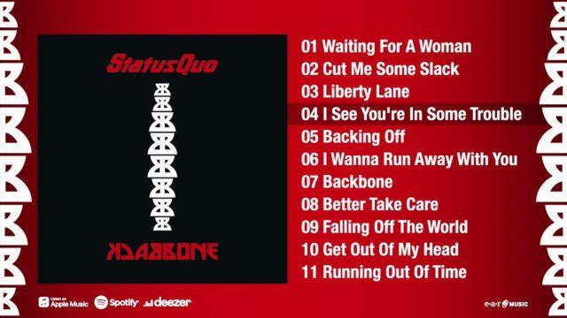Status Quo выпустили тридцать третий альбом