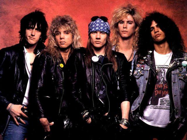 Клип Guns N' Roses «Sweet Child O' Mine» набрал миллиард просмотров на YouTube