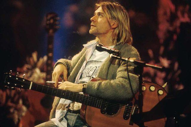 Видеозапись «Polly» Nirvana с саундчека «MTV Unplugged» появилась в Сети
