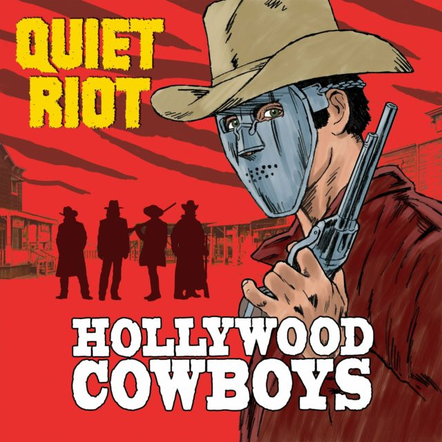 Quiet Riot отправились в прошлое
