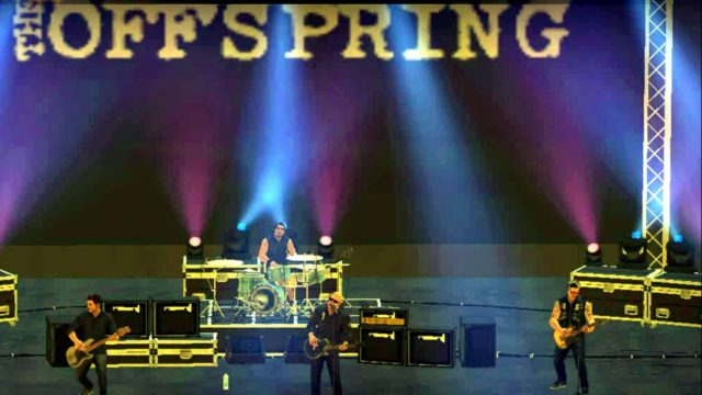 "The Offspring даёт виртуальный концерт в ""World of Tanks"""