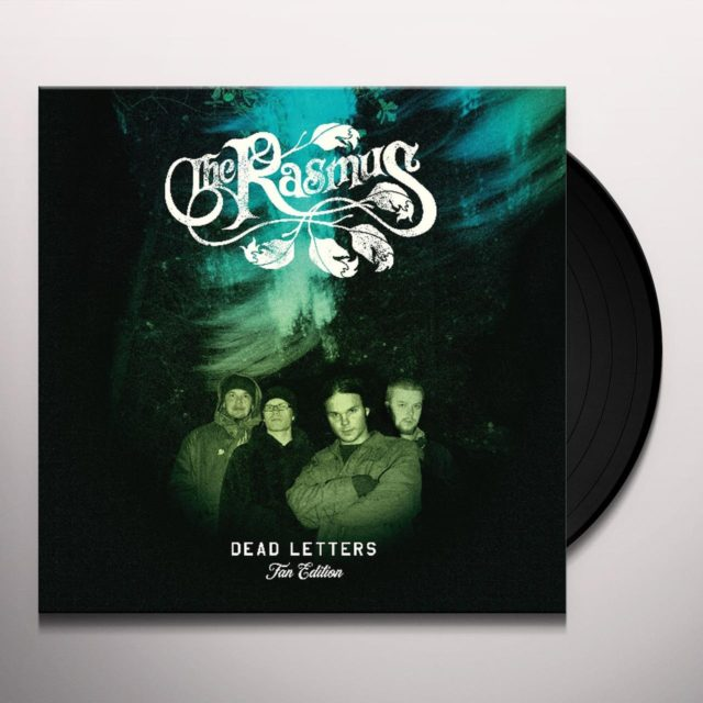 "The Rasmus выпустили переиздание альбома ""Dead Letters"""