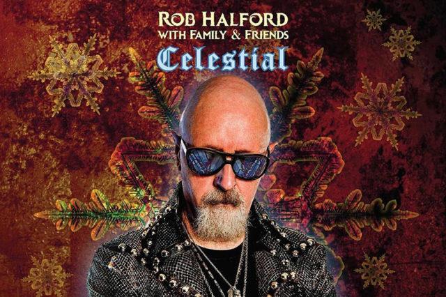 Роб Хэлфорд записал рождественский альбом с семьей