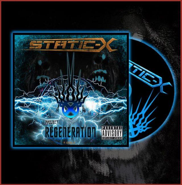 """Static-X выпустят альбом """"Project Regeneration"""" следующей весной"""