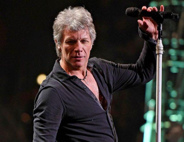 Bon Jovi спел про переживания солдат