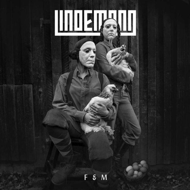 """Lindemann выпустил  """"F & M"""""""