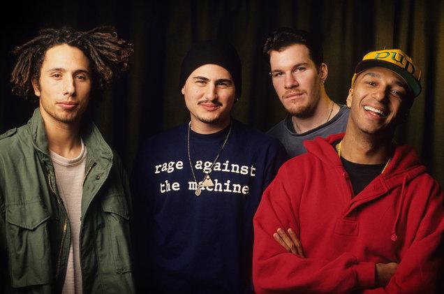 Rage Against The Machine воссоединяются для серии концертов
