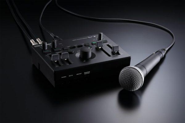 Большой выбор вокальных процессоров