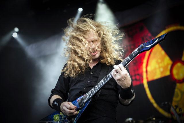 Megadeth выпустят два новых трека перед европейским турне