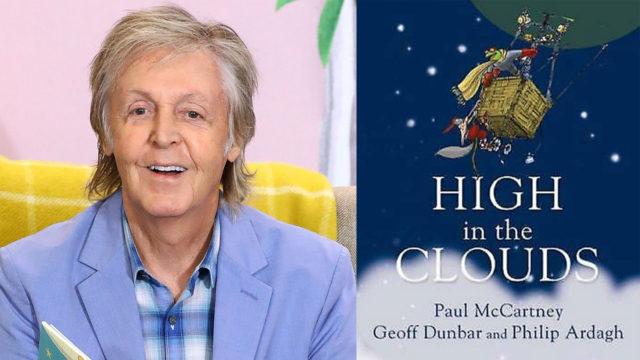 В мультфильме по детской книге Пола Маккартни прозвучат песни Beatles