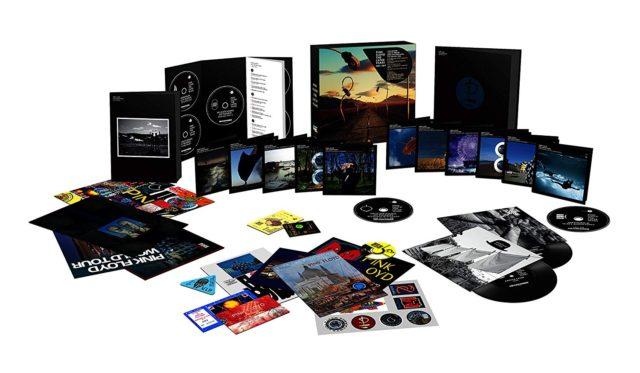 "Pink Floyd выпустили сборник ""The Later Years 1987-2019"