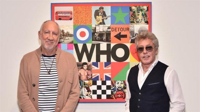 """Вышел новый альбом The Who — """"Who"""""""