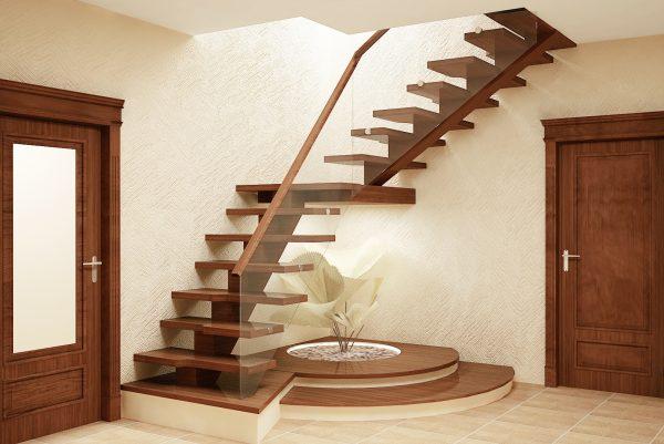 Изготовление качественных лестниц в Уфе