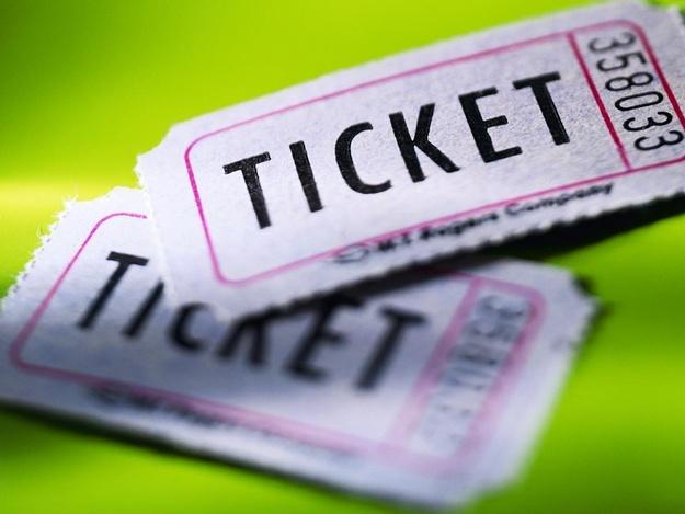 Продажа билетов на мероприятия и концерты