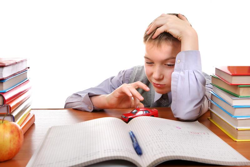 Подготовка ребенка к средней школе с помощью решебника