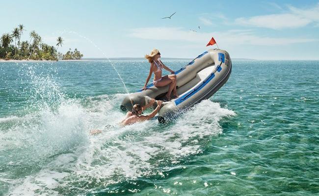 Покупка надувной лодки в России