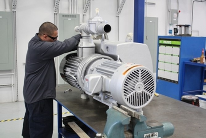 Промышленное вакуумное оборудование на сайте lotusovne.com