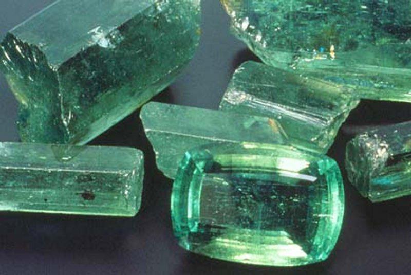 Редкие минералы и камни по вполне приемлемой цене